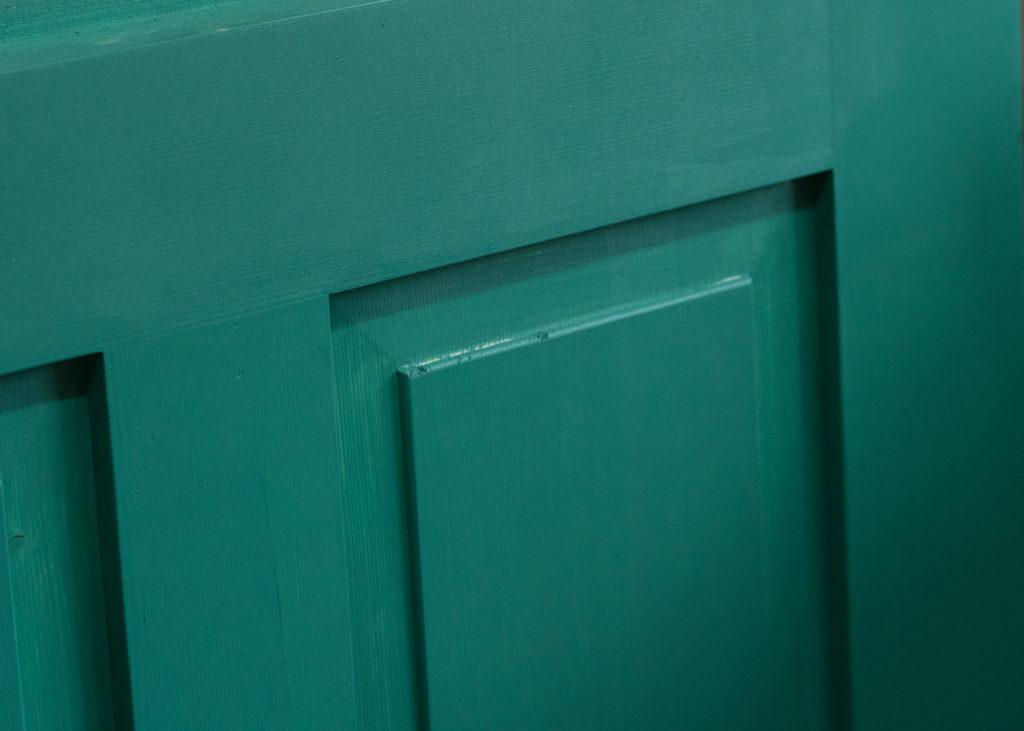 Haustürsanierung,Aufdopplung von Haustüren
