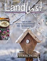 Artikel über das Aufdoppeln und Nachrüsten historischer Haustüren in der Zeitschrift Landlust